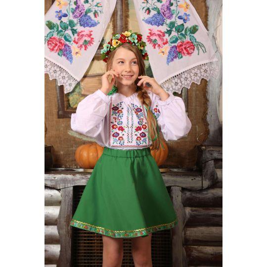 Карнавальный костюм Украинка 3