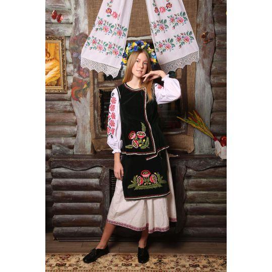 Карнавальный костюм Украинка 4