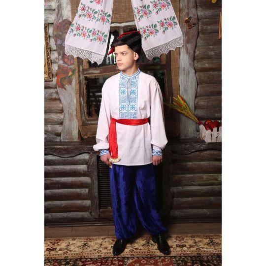 Карнавальный костюм Украинец Козак 6