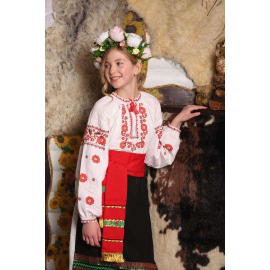 Карнавальный костюм Украинка 5