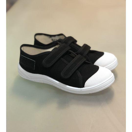 Туфли текстильные 21-754-1 Саша черные