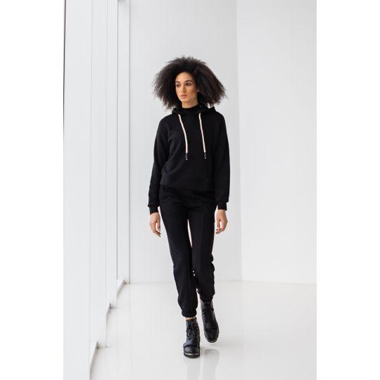 Спортивный костюм Дамалий 6457 черный