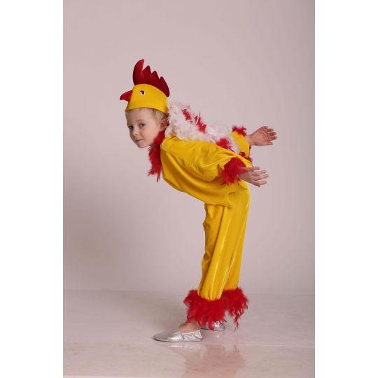 Карнавальный костюм Петух Петушок