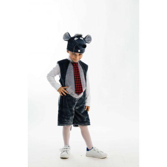 Карнавальный костюм Крыс в галстуке 89091 №10