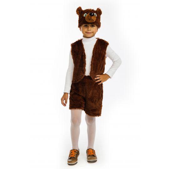 Карнавальный костюм Медведь Гризли 89061 №10