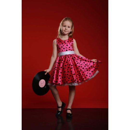 Нарядное платье для девочки Стиляги 2020