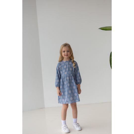 Платье Аксия джинс