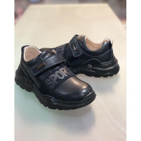 Ботинки Кроссовки 888654035 синие