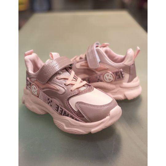 Кроссовки L-159A розовые