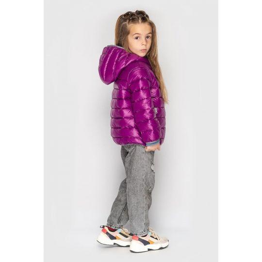 Куртка Джерри фиолетовая