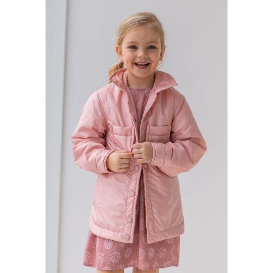 Сорочка-куртка Эланд 6875 розовая