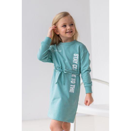 Платье Абрея 6893 мята