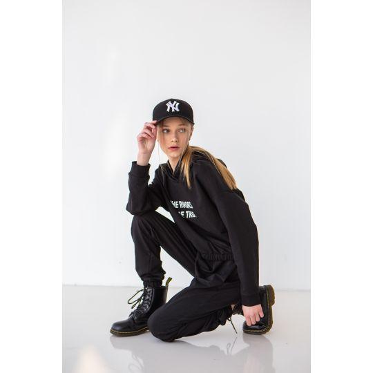 Спортивный костюм Остролис 6817 черный