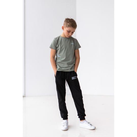Спортивные штаны Фэнс 6861 черные