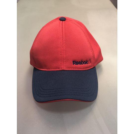 Блайзер кепка Reebok Nike красный