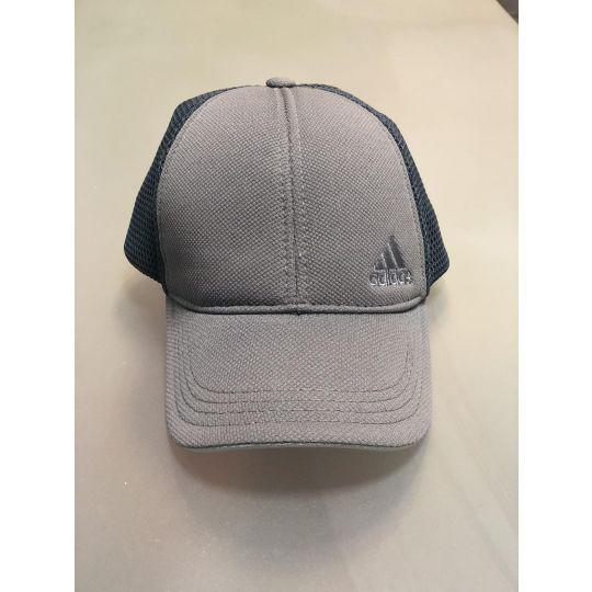 Блайзер кепка сетка Спорт№85 Adidas серый