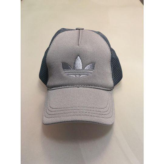 Блайзер кепка сетка Спорт№85 1 Adidas серый
