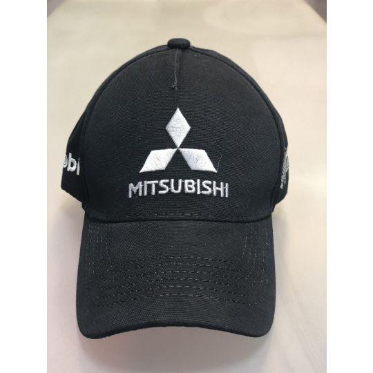 Блайзер кепка Minchelin Mitsubishi черный