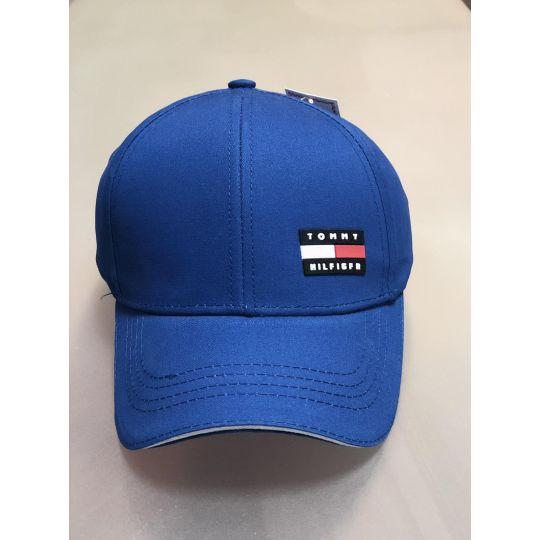 Блайзер кепка Tommy светло синий