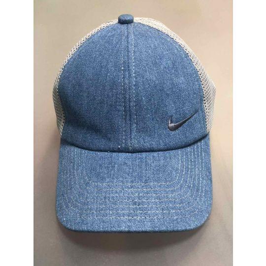 Блайзер кепка сетка №85 Nike джинс