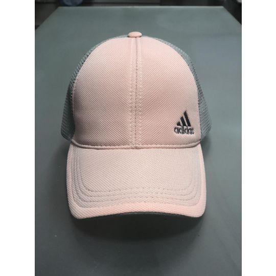 Блайзер кепка сетка Спорт№85 Adidas пудра