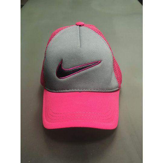 Блайзер кепка сетка Спорт№85 1 Nike фуксия