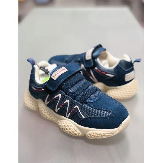 Кроссовки 19969 синие