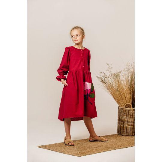 Платье вышиванка Милена
