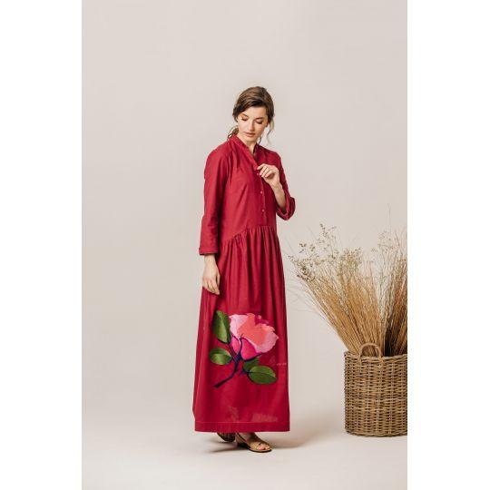 Платье вышиванка Милена В