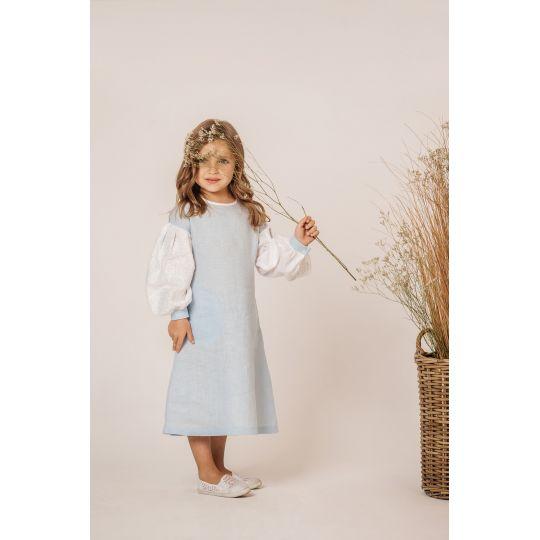Платье вышиванка Рассвет 2