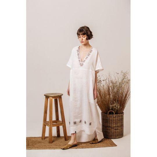 Платье вышиванка Ребекка В