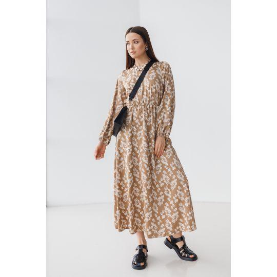 Платье Фрэнэзия 7177 капучино