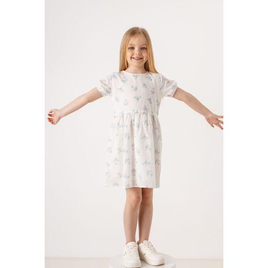 Платье Дейдия 7276 белое