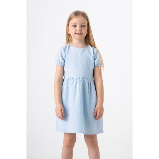 Платье Дейдия 7275 голубое