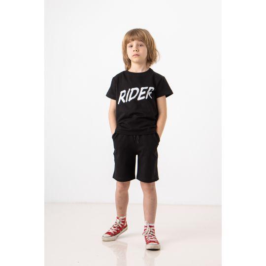 Спортивный костюм Акептей 7258 черный