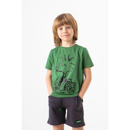 Футболка Кериус 7269 зеленая