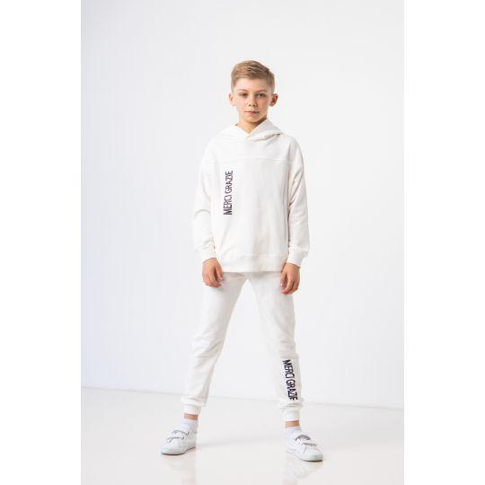Спортивные штаны Лунар 7225 молочные