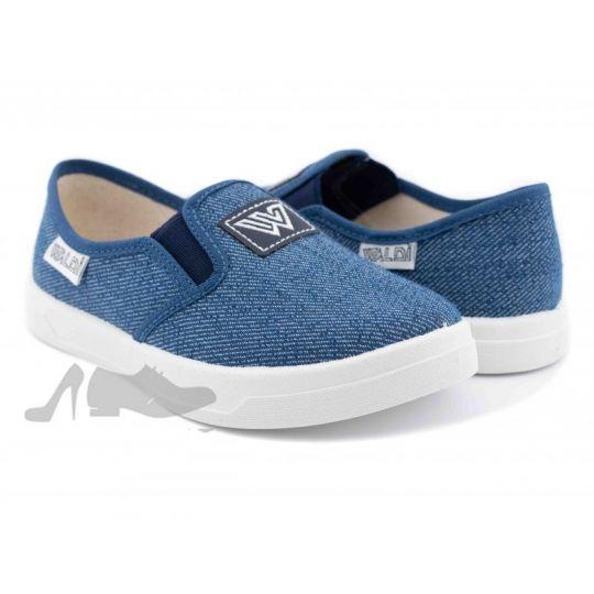 Туфли текстильные 297-495 Victor3/2 W