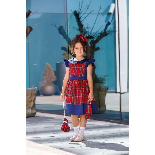 Нарядное платье 12711