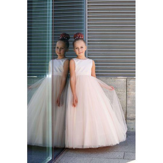 Нарядное платье 12724