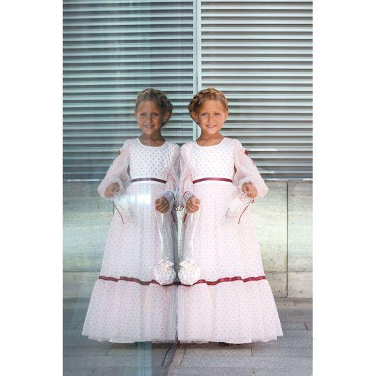 Нарядное платье 12729