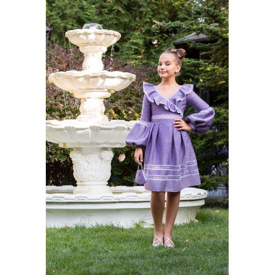 Нарядное платье 12735