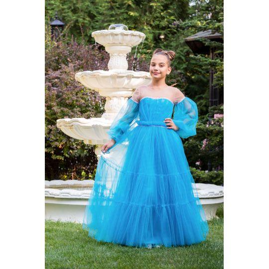 Нарядное платье 12739