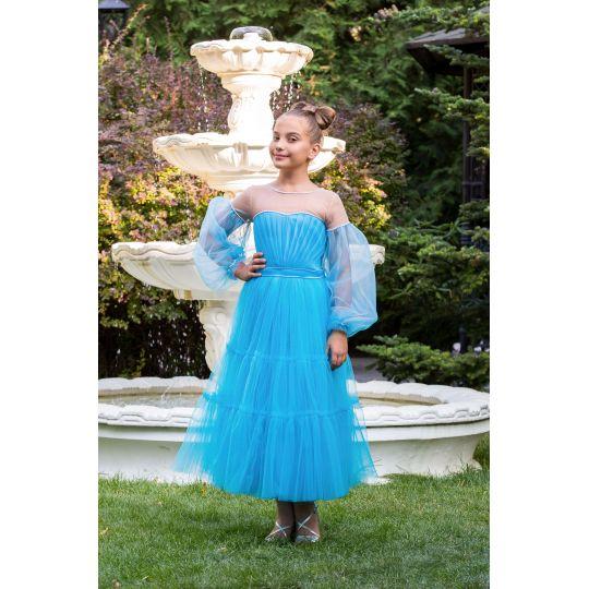 Нарядное платье 12740