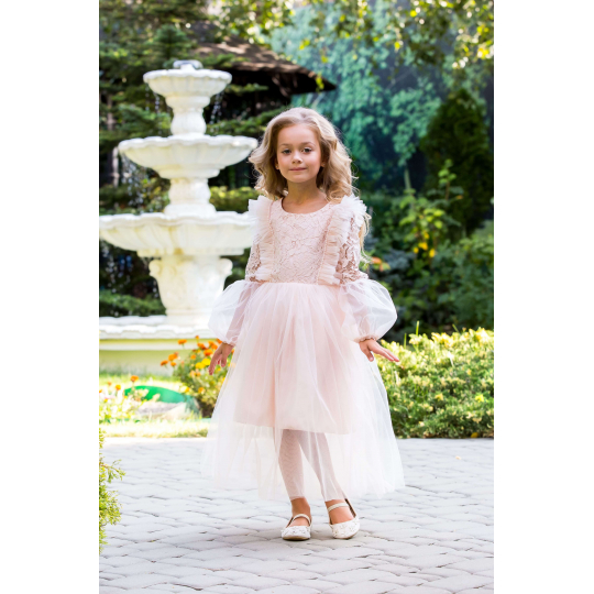 Нарядное платье 12742