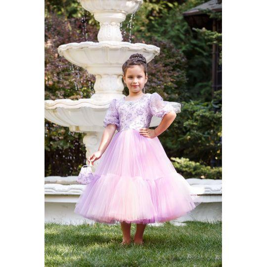 Нарядное платье 12745