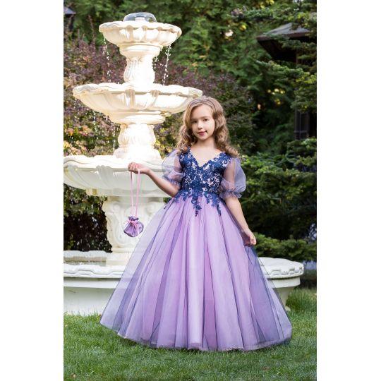 Нарядное платье 12752