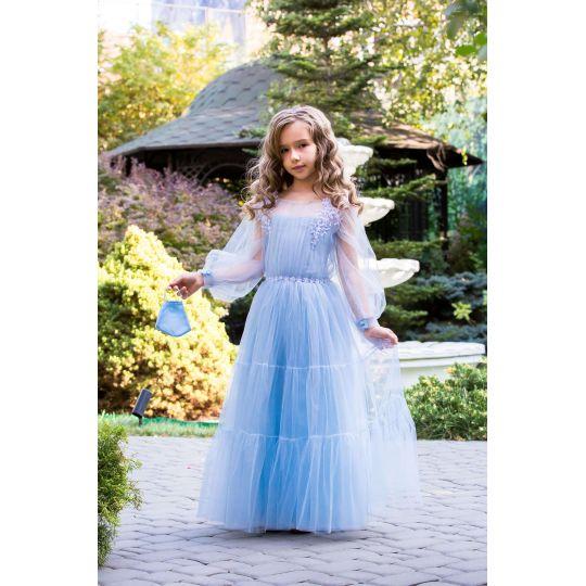 Нарядное платье 12754