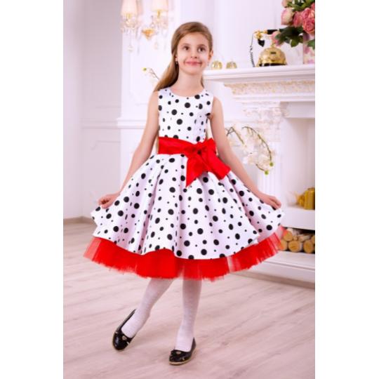 Нарядное платье Стиляги 10704
