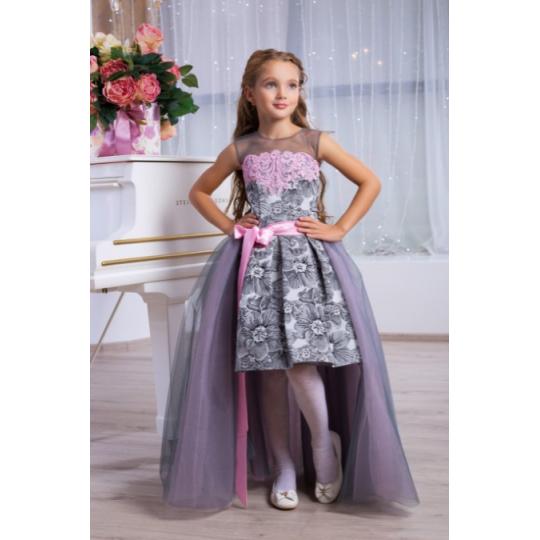 Нарядное платье 9761